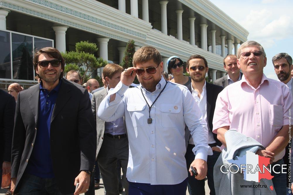 В Чечне ранен старший сержант милиции